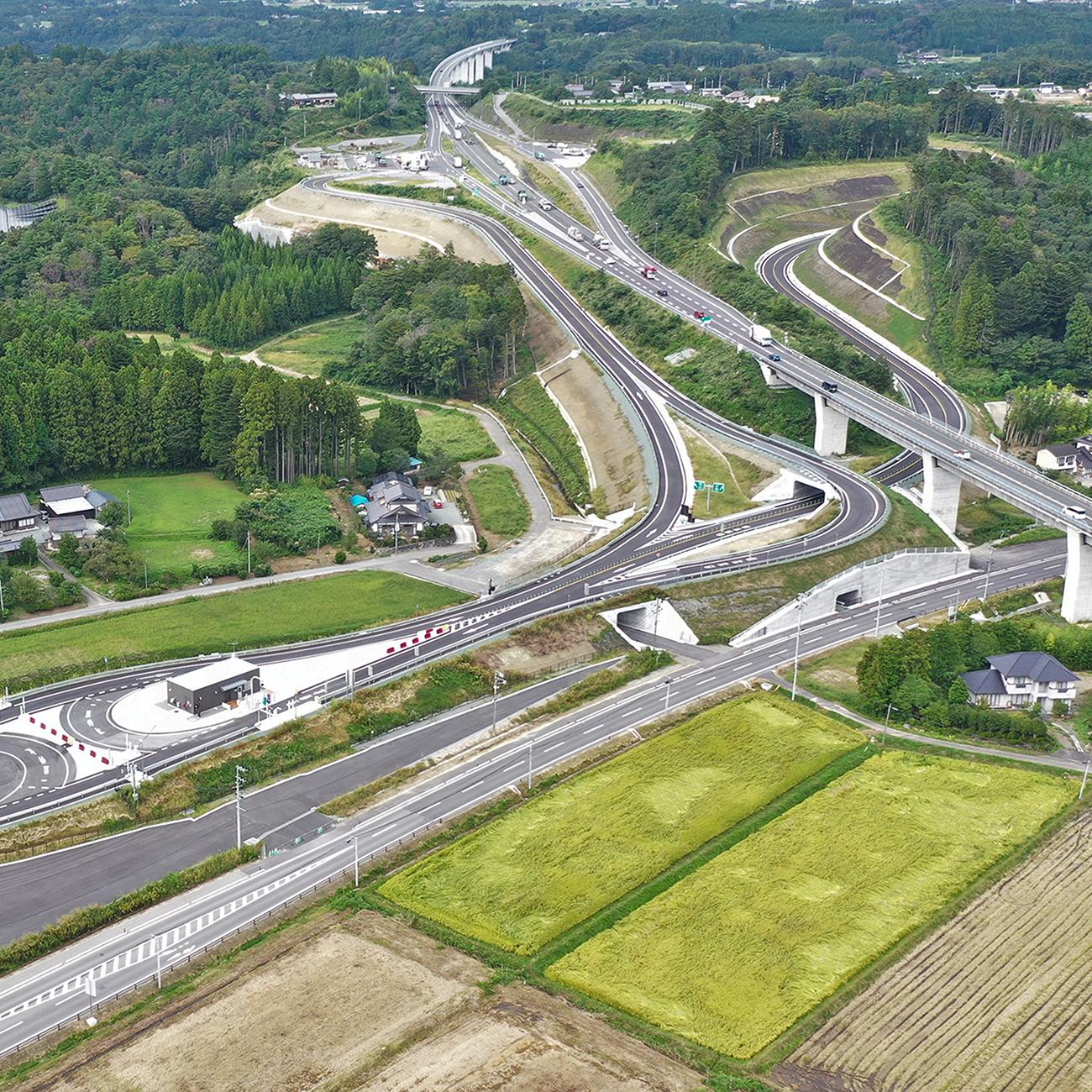 一般道路高速道路